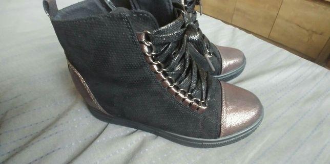 Świetne buty w bardzo dobrym stanie!
