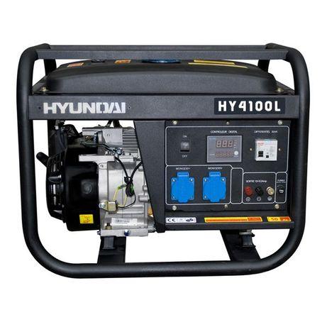 Gerador Hyundai 3.3KW Profissionais 3 Anos de Garantia