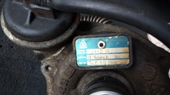 Opel MeriwaA Corsa Combo C turbosprezarka.