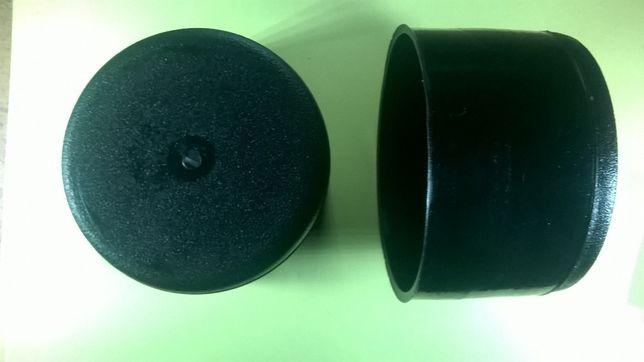 Kapsel nasadka Zaślepka zatyczka nakładka na rurę 90 mm