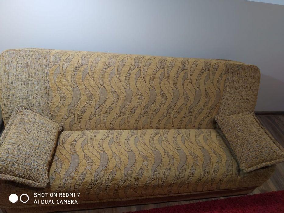 Wersalka tapczan stan b.bobry świeżo wyprane WARTO Lubin - image 1