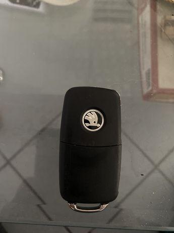 Kluczyk Skoda Volkswagen