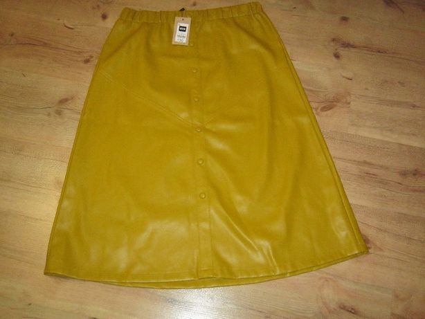 Nowa spódnica z eko skóry rozmiar M