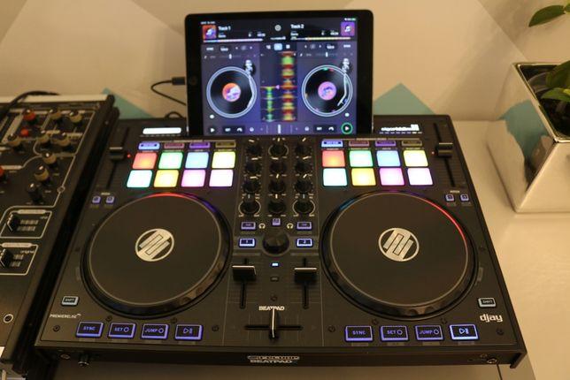 DJ Kontroler Reloop Beatpad 2 + Ipad Air 2 16gb