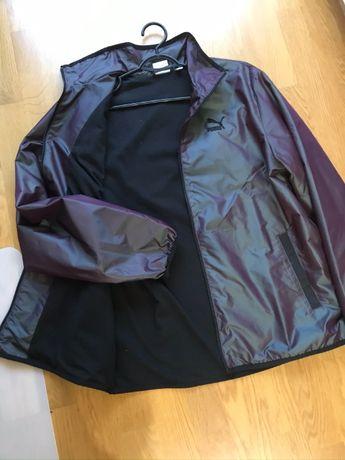 Puma Iridescent Men's Track Jacket/Pants Костюм / Штаны / Олимпийка
