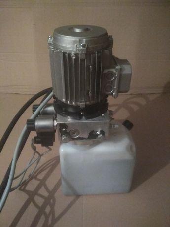 Zasilacz hydrauliczny 0.75 kW HYDAC rozdzielacz hydrauliczny
