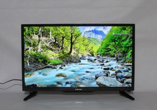 Телевізор Samsung Самсунг Смарт тв 24 дюйма, вбудований Т2, топ ціна