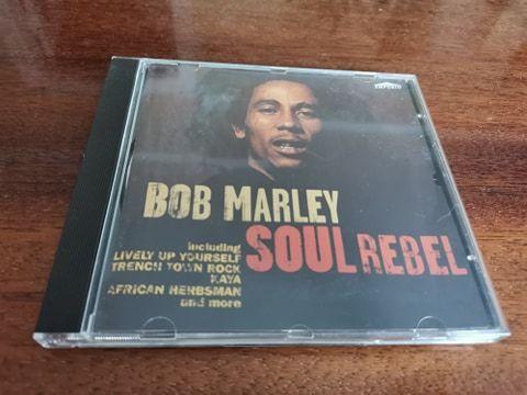 CD Bob Marley (фірмовий диск, Англія 1996)