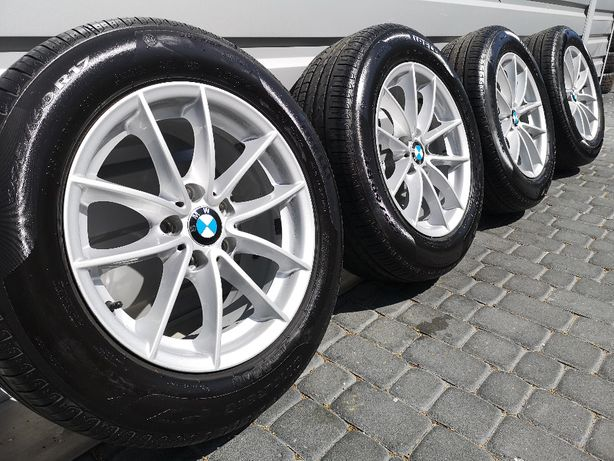 "Oryginalne Felgi BMW 17"" X3"