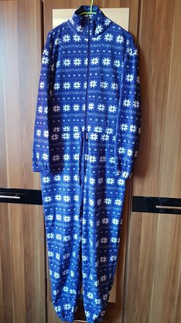 Kombinezon piżama roz M L