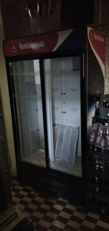 Холодильная витрина, холодильный шкаф