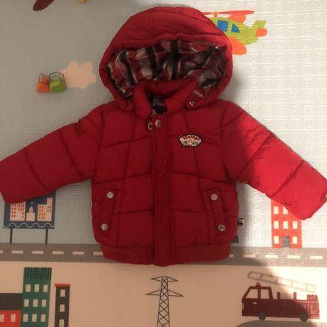 Демисезонная детская куртка Kanz