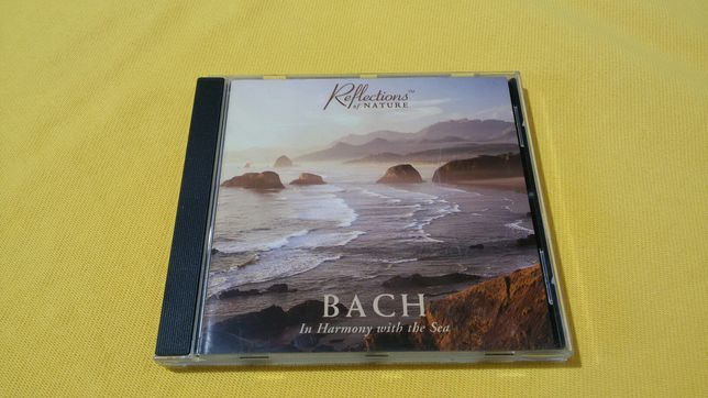 BACH - Reflections of Nature (1996)