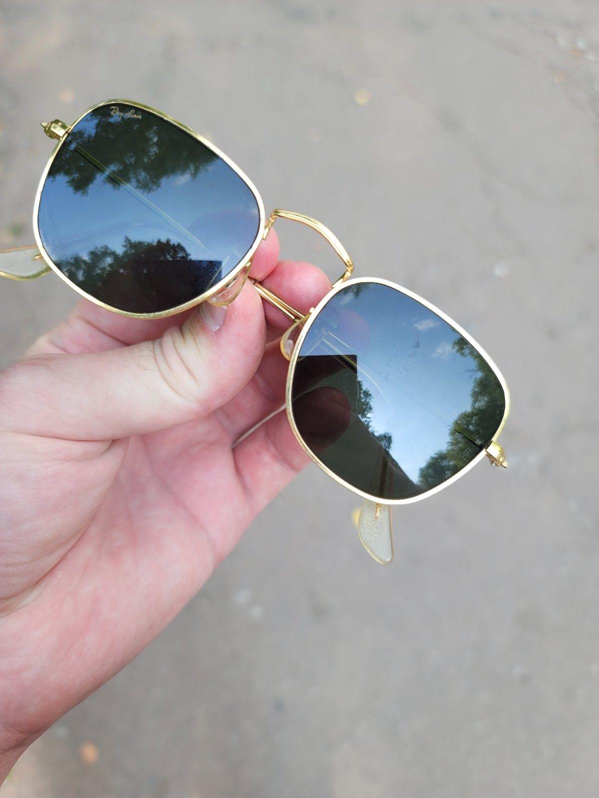 Колекционные  очки  винтажные ray ban persol carerra ексклюзив