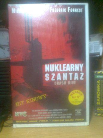 Filmy na kasetach VHS (Orginały)