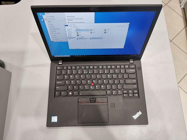 Lenovo t470s i7 12gb 256ssd fhd ips idealny
