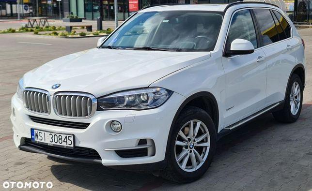 BMW X5 Bmw X5 XDrive35i Biała możliwa zamiana na tańsze auto
