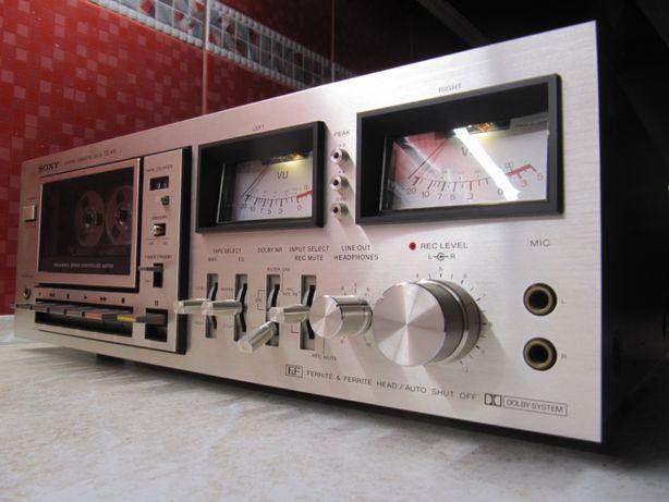 БРЕНДОВАЯ Кассетная Дека SONY TC-K5 HI-FI * Natural Sound (Japan)