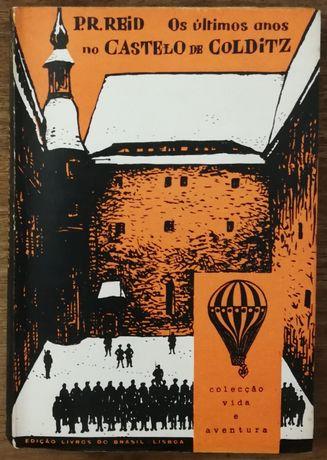 p.r. reid, os últimos anos no castelo de colditz, livros do brasil