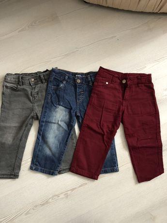 Штани джинсові 12-18 міс