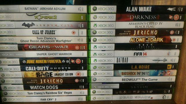 Zamienię gry na Xbox 360, tylko odbiór w Wągrowcu