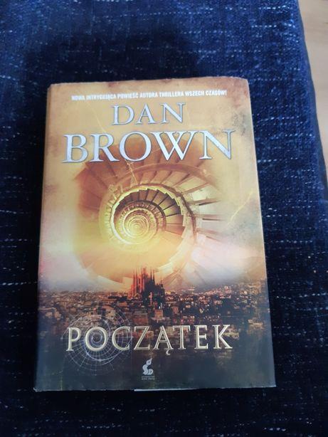 Początek D. BROWN