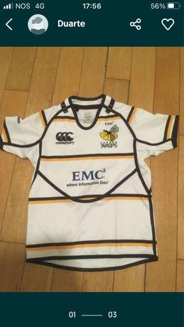 Camisola de rugby 8 anos
