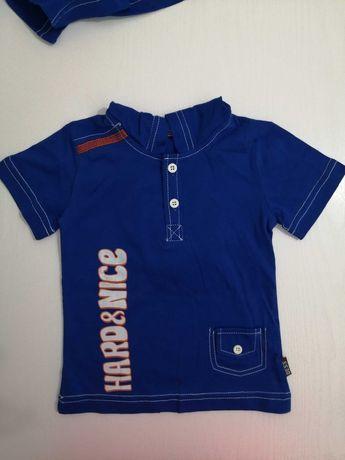 Детская футболочка на мальчика. Размер 92, 98, 104