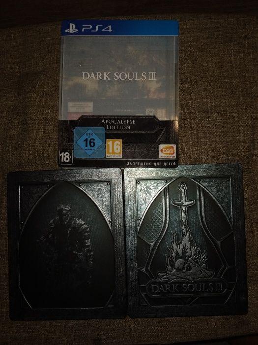 Dark Souls III 3 - PL - PS4 SteelBook - Edycja Kolekcjonerska - Unikat Wrocław - image 1