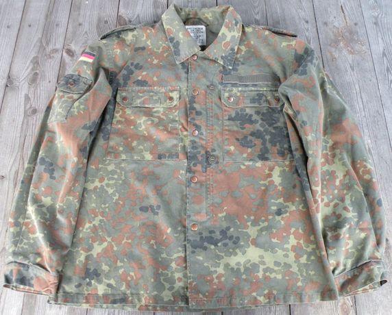 Bluza koszula bundeswehr flecktarn Gr3