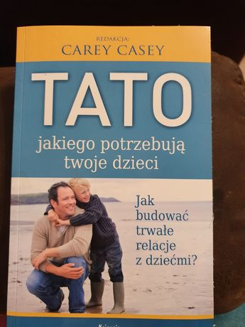 Książka  TATO jakiego potrzebują Twoje dzieci