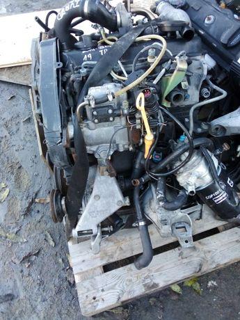 Silnik Audi B4 1.9TDI 90KM