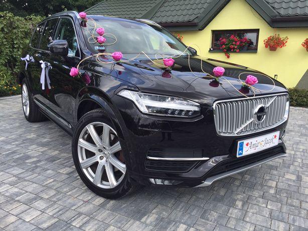 Nowe VolvoXC90 zawiezie do ślubu
