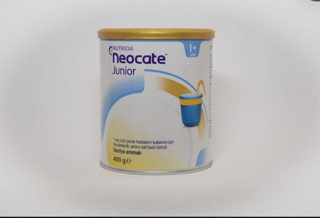 Смесь неокейт , neocate , ваниль