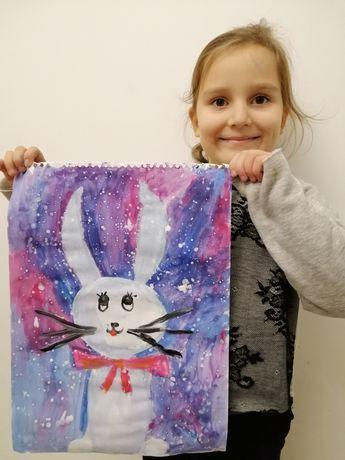 Живопись, творчество для детей