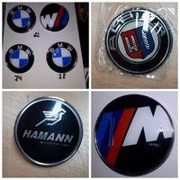 Значок эмблема на капот, багажник BMW 82, 78, 74 мм!E34,E36,E38,E39