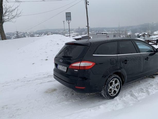 Ford Mondeo 2.0 tdci TITANIUM CONVERS +