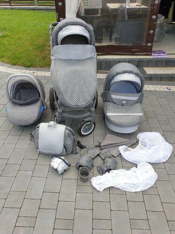 Wózek Baby Merc Faster Style 3, 3w1