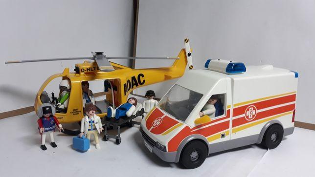 Playmobil zespół ratunkowy