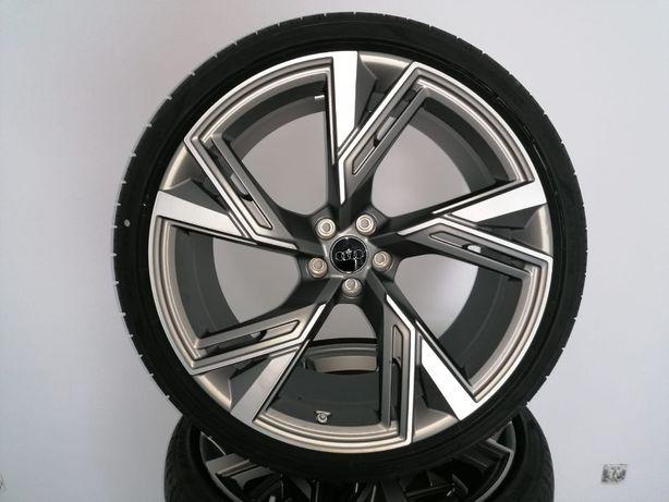 FABRYCZNIE NOWE Oryginalne Felgi Koła Audi 22 RS6 RS7 S7 Q7 SQ7 Q8 SQ8