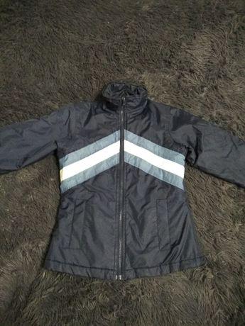 Куртка весна-осень на подростка на рост 152-158 см