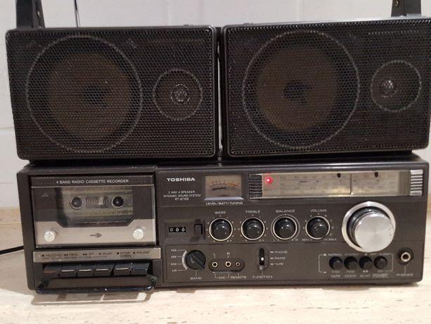 Radioodtwarzacz TOSHIBA RT-8710 S Zapraszam