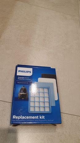 Комплект сменных фильтров пылесоса Phillips