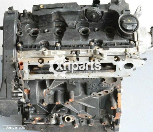 Motor SKODA YETI (5L) 2.0 TDI | 11.09 - 12.17 Usado REF. CUUB