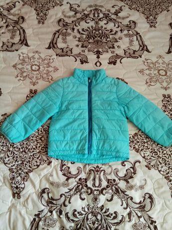 Детская куртка H&M осень-весна
