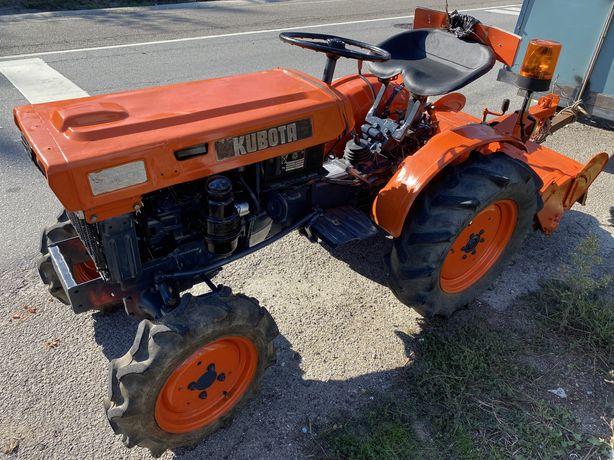 Trator Kubota B6000 com matricula