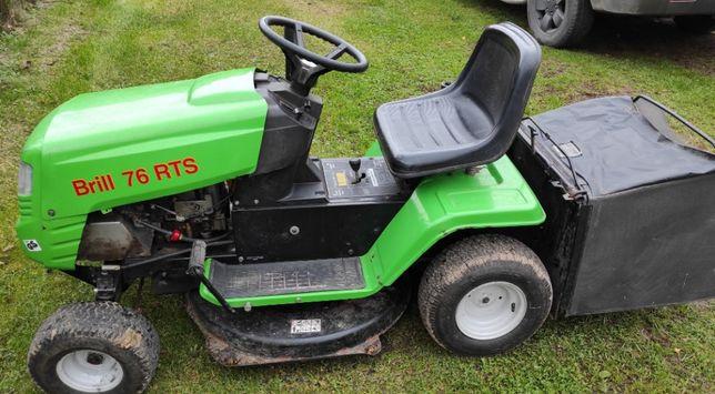 Traktorek kosiarka 12.5HP,Brill,z Niemiec !!