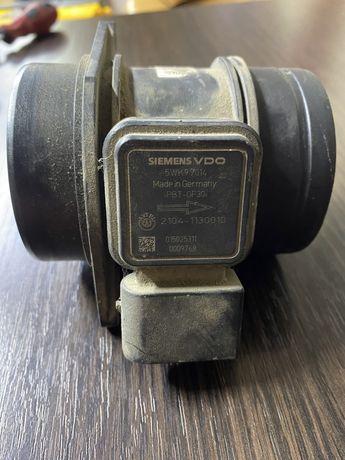 расходомер воздуха 2104, 21073, 2107, датчик расхода воздуха