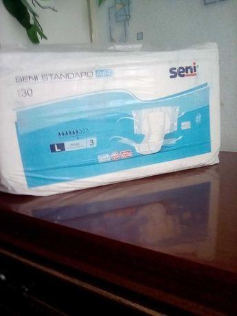 Подгузники для взрослых Seni Standart AIR large, 30 шт
