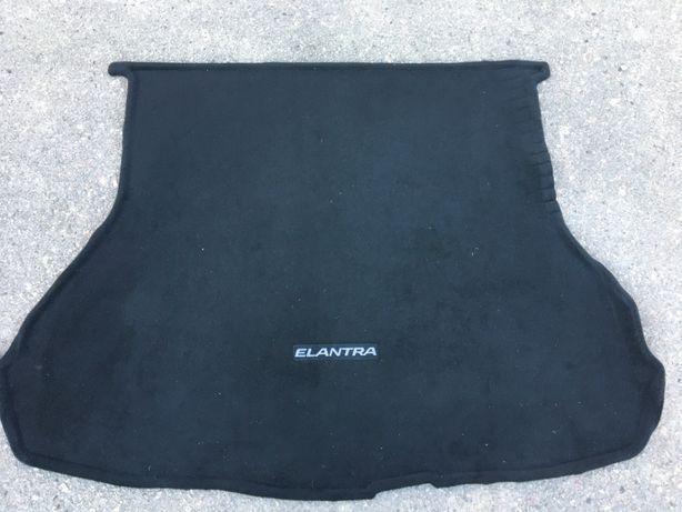 Коврик в багажник Elantra 10-15